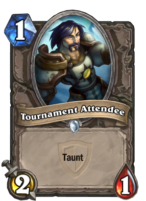 Tournament Attendee Card Image