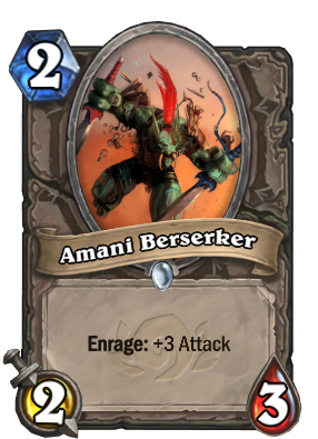 Amani Berserker Card Image