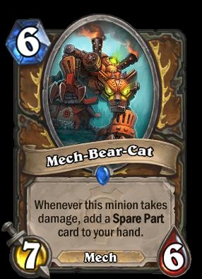 Mech-Bear-Cat Card Image