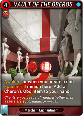 Vault of the Oberos Card Image