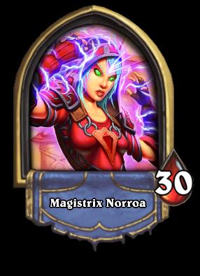 Magistrix Norroa Card Image