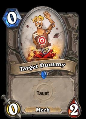 Target Dummy Card Image