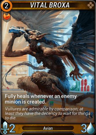 Vital Broxa Card Image