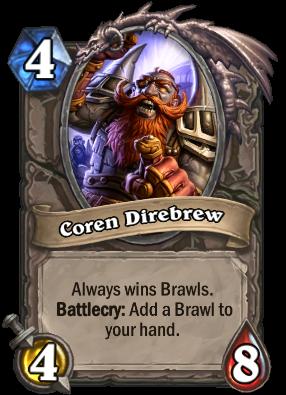 Coren Direbrew Card Image