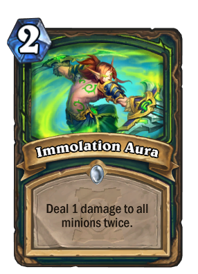 Immolation Aura Card Image