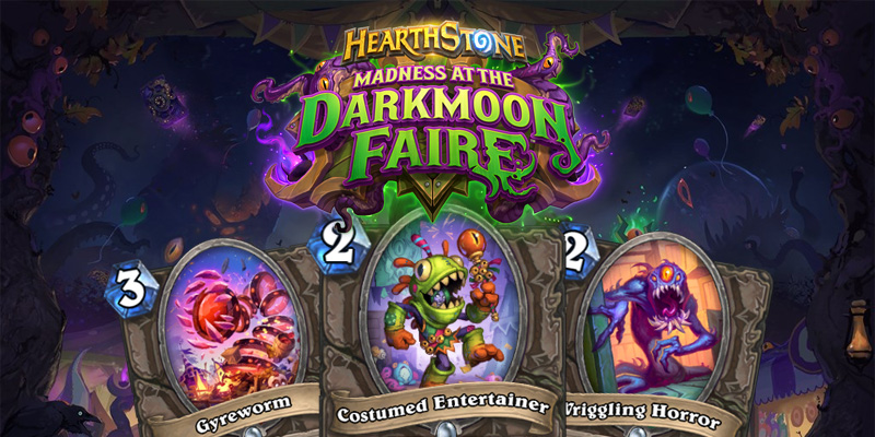 Our Thoughts on Hearthstone's Madness at the Darkmoon Faire Neutral Cards (Part 1)