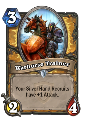 Warhorse Trainer Card Image