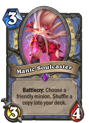 Manic Soulcaster Card Image