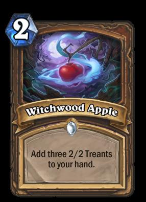 Witchwood Apple Card Image
