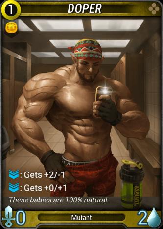 Doper Card Image