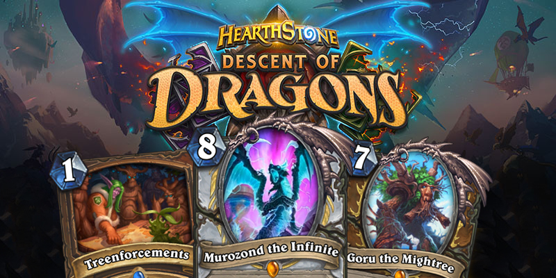 Out of Cards Reviews - Descent of Dragons Reveal Season #7