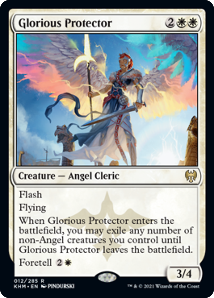 Glorious Protector Card Image