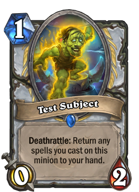 Test Subject Card Image
