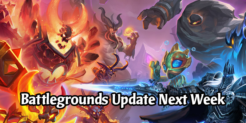 Hearthstone Battlegrounds Rating Resets Next Week With New Content - Here's What That Means!