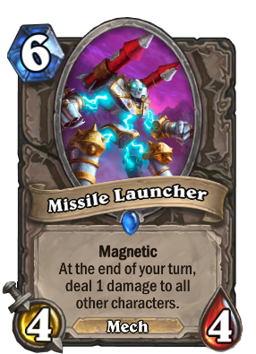 Missile Launcher Card Image