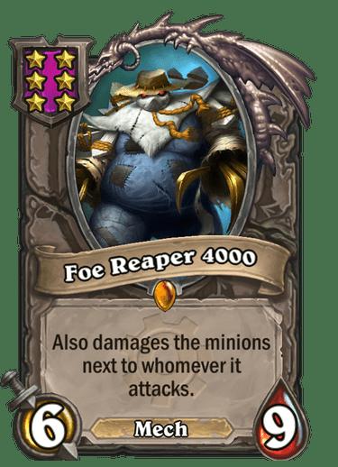 Foe Reaper 4000 Card Image