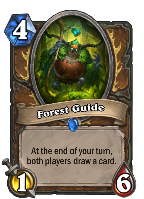 Forest Guide Card Image