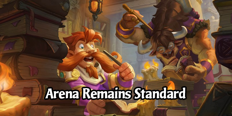 Scholomance Academy Arena Rotation - Remains Standard Format