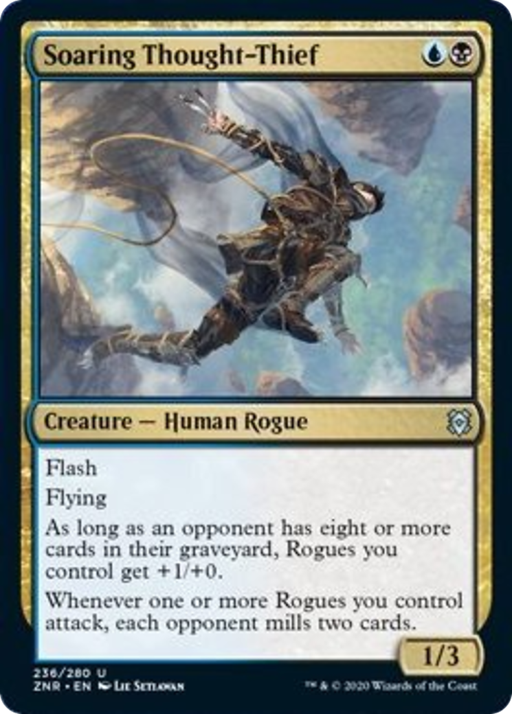 Soaring Thought-Thief Card Image