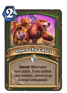 Open the Cages Card Image