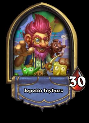 Jepetto Joybuzz Card Image