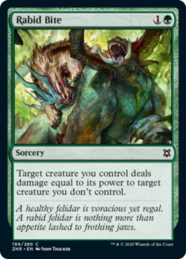 Rabid Bite Card Image