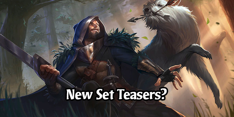 Legends of Runeterra is Teasing an Announcement with New Card Art!