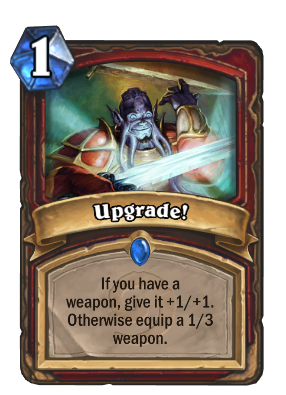 Upgrade! Card Image