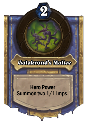 Galakrond's Malice Card Image