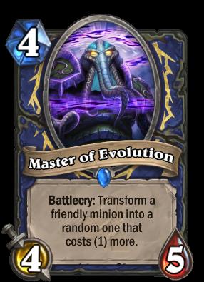 Master of Evolution Card Image