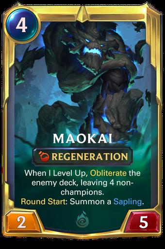 Maokai Card Image
