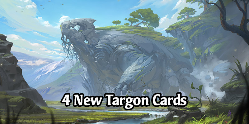 4 New Targon Cards for Runeterra's Guardians of the Ancient Expansion Revealed!