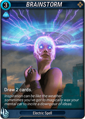 Brainstorm Card Image