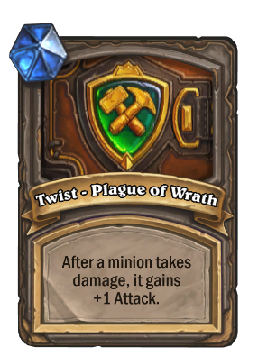 Twist - Plague of Wrath Card Image
