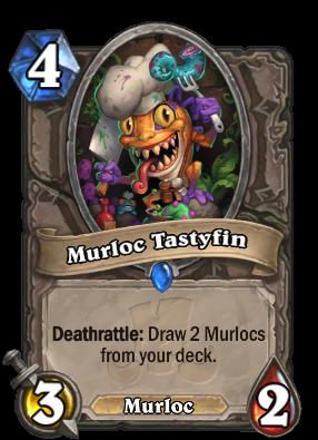 Murloc Tastyfin Card Image