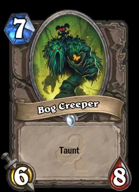 (7) Bog Creeper