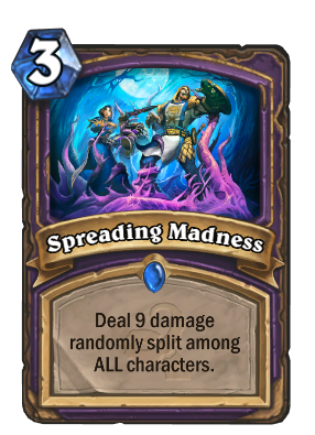 Spreading Madness Card Image
