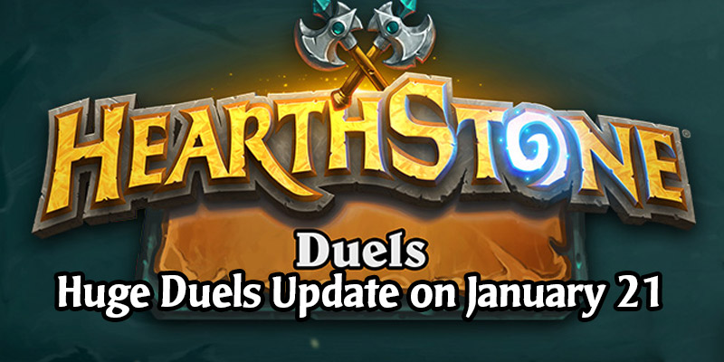 Hearthstone Duels Is Getting 10 New Hero Powers, 25 Signature Treasures (Including Dual-Class), and 6 New Regular Treasures