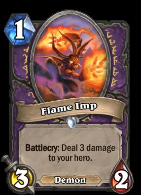 Flame Imp Card Image