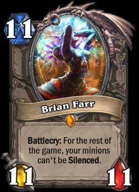 Brian Farr Card Image