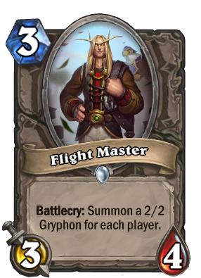 Flight Master Card Image