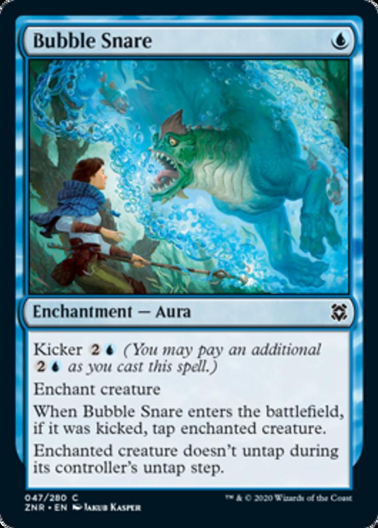 Bubble Snare Card Image