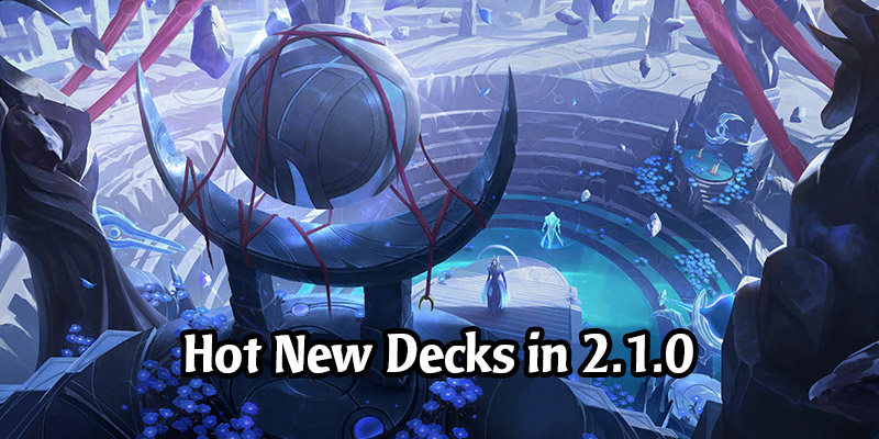 Hot New Runeterra Decks From the New Aphelios Champion Expansion