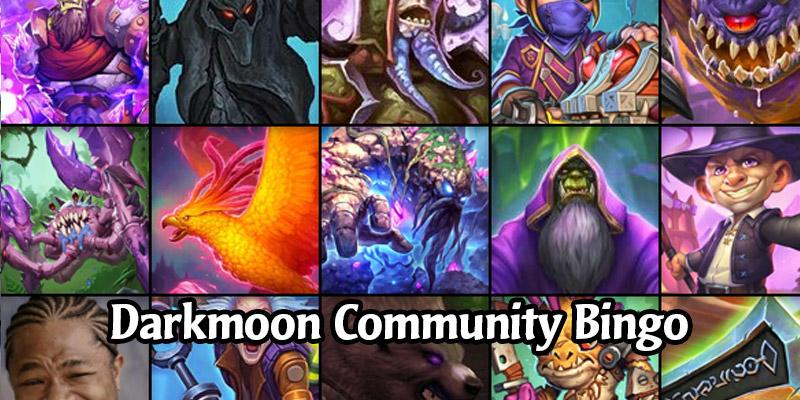 Madness at the Darkmoon Faire - Reveal Season Community Bingo
