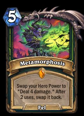 Metamorphosis Card Image