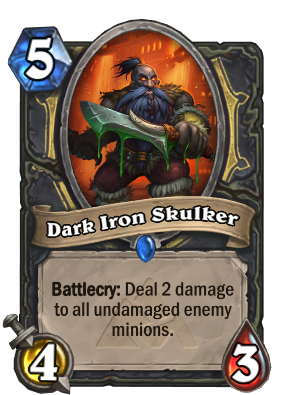 Dark Iron Skulker Card Image