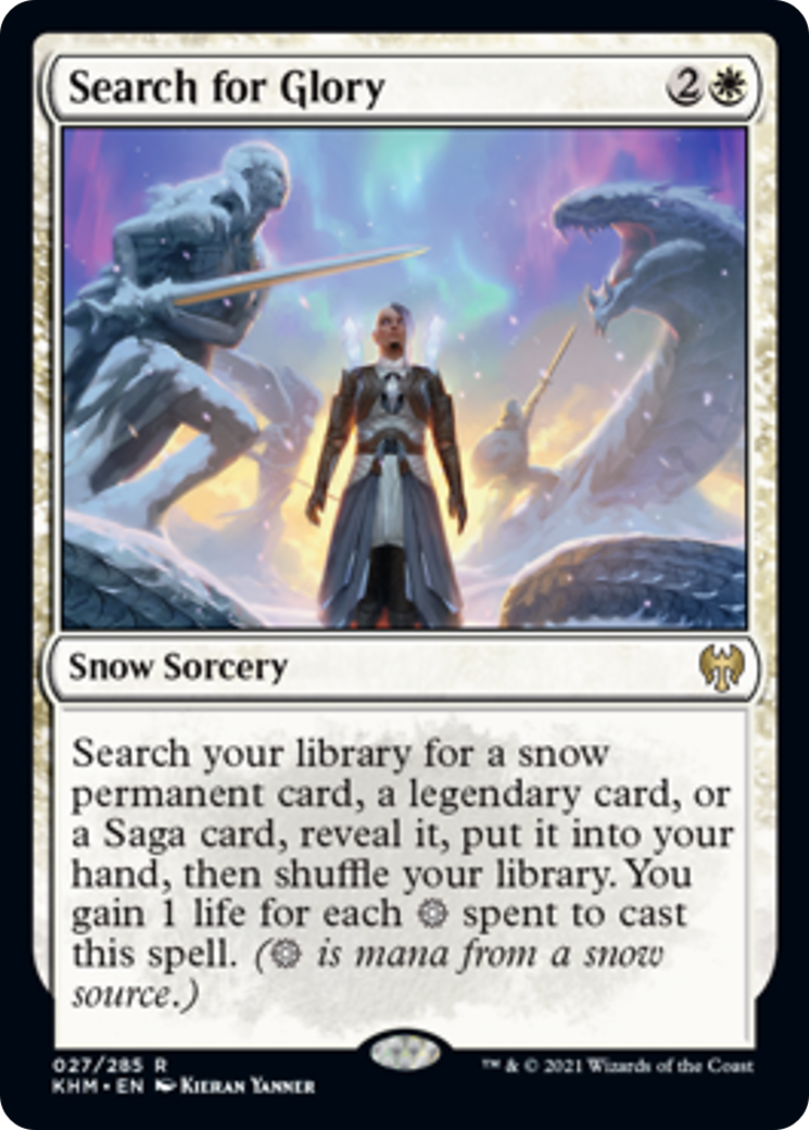 Search for Glory Card Image