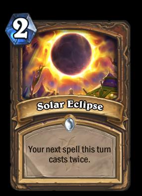 Solar Eclipse Card Image