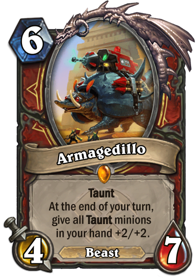 Armagedillo Card Image