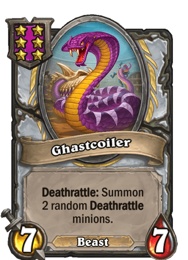 Ghastcoiler Card Image
